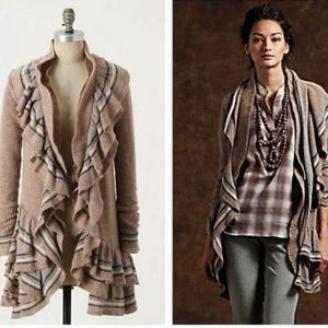 "Anthropologie Sparrow ""Every Which Way"" Cardigan"